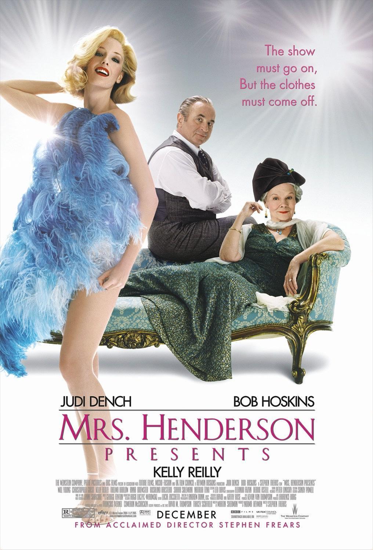 亨德逊夫人敬献