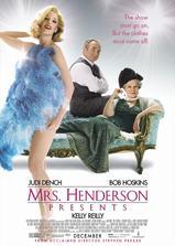 亨德逊夫人敬献海报