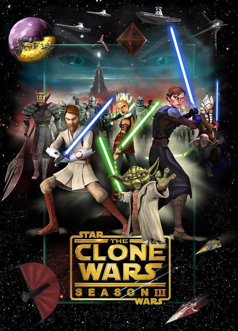星球大战:克隆人战争 第三季