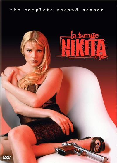 尼基塔女郎 第二季海报