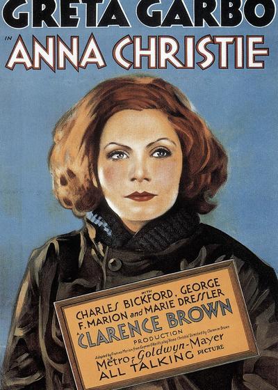 安娜·克里斯蒂海报