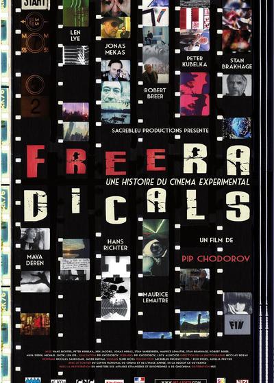 自由激进派:实验电影史海报
