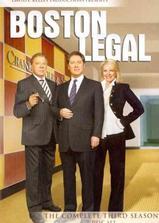 波士顿法律 第三季海报