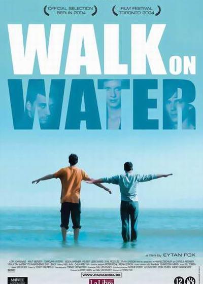 水中漫步海报