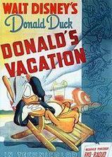 唐老鸭的假期海报