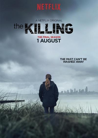 谋杀 第四季海报