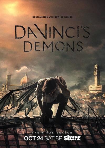 达·芬奇的恶魔 第三季海报