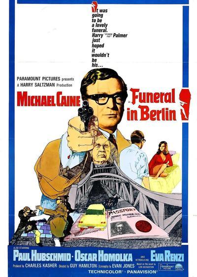 柏林葬礼海报