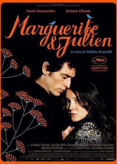 玛格丽特和朱利安海报
