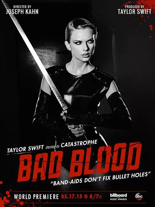 Taylor Swift: Bad Blood