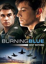 燃烧蓝海报