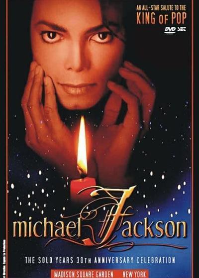 迈克尔杰克逊 -30周年演唱会海报