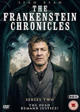 弗兰肯斯坦传奇 第二季海报