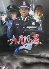 中国刑警之九月风暴海报