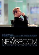 新闻编辑室 第一季海报
