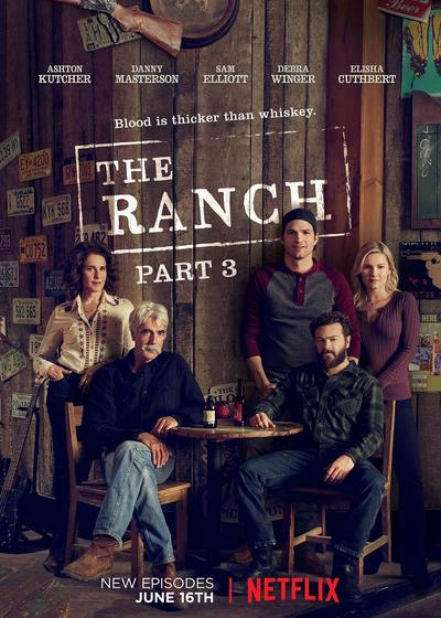 牧场趣事 第三季海报