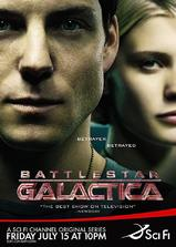 太空堡垒卡拉狄加  第二季海报