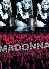麦当娜甜腻腻演唱会海报