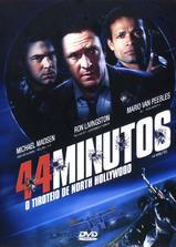 紧急44分钟海报