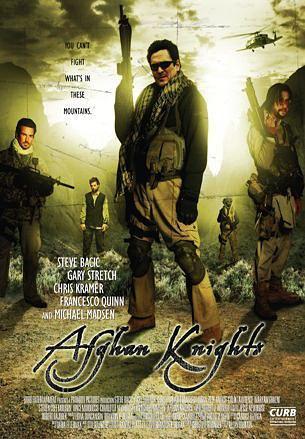 阿富汗骑士海报