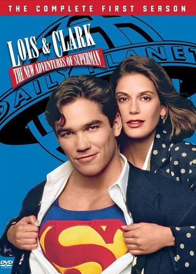 新超人 第一季海报