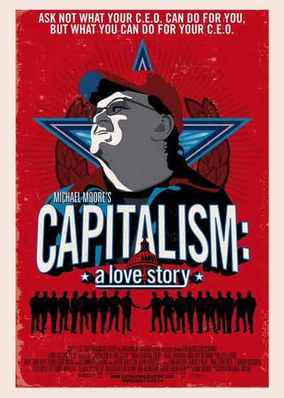 资本主义:一个爱情故事海报