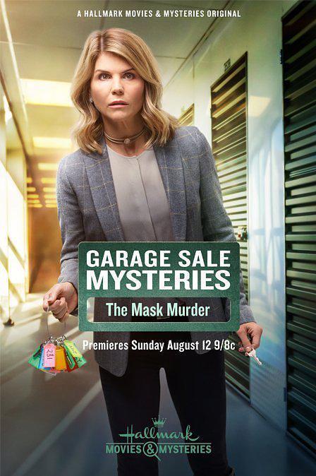 Garage Sale Mystery: The Mask Murder