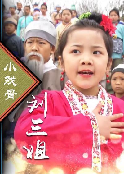 小戏骨:刘三姐海报