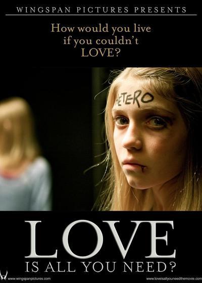 你只需要爱?海报