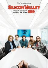 硅谷 第三季海报