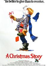 圣诞故事海报