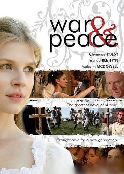 战争与和平海报