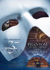 剧院魅影:25周年纪念演出海报