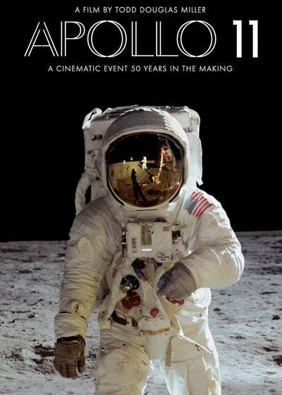 阿波罗11号海报
