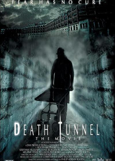 死亡隧道海报