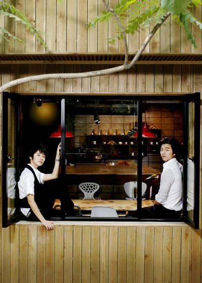 咖啡王子1号店海报