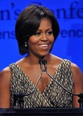 米歇尔·奥巴马 Michelle Obama