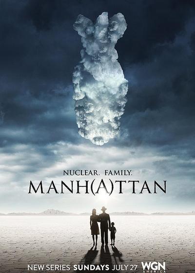 曼哈顿计划 第一季海报