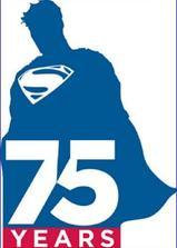 Superman 75海报