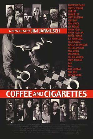 咖啡与香烟 II海报
