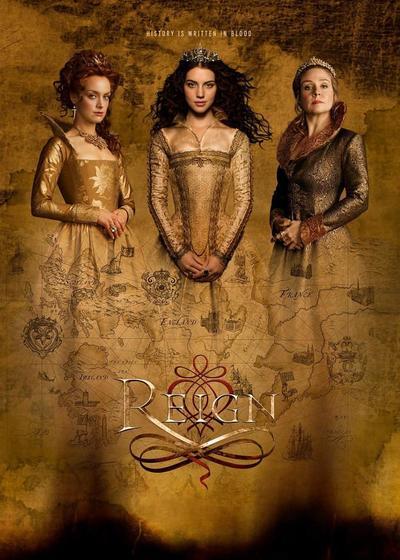 风中的女王 第四季海报
