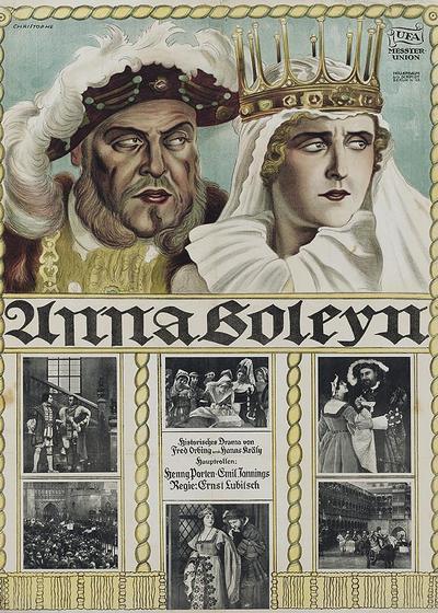 安娜·博林海报