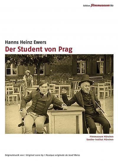 布拉格的大学生