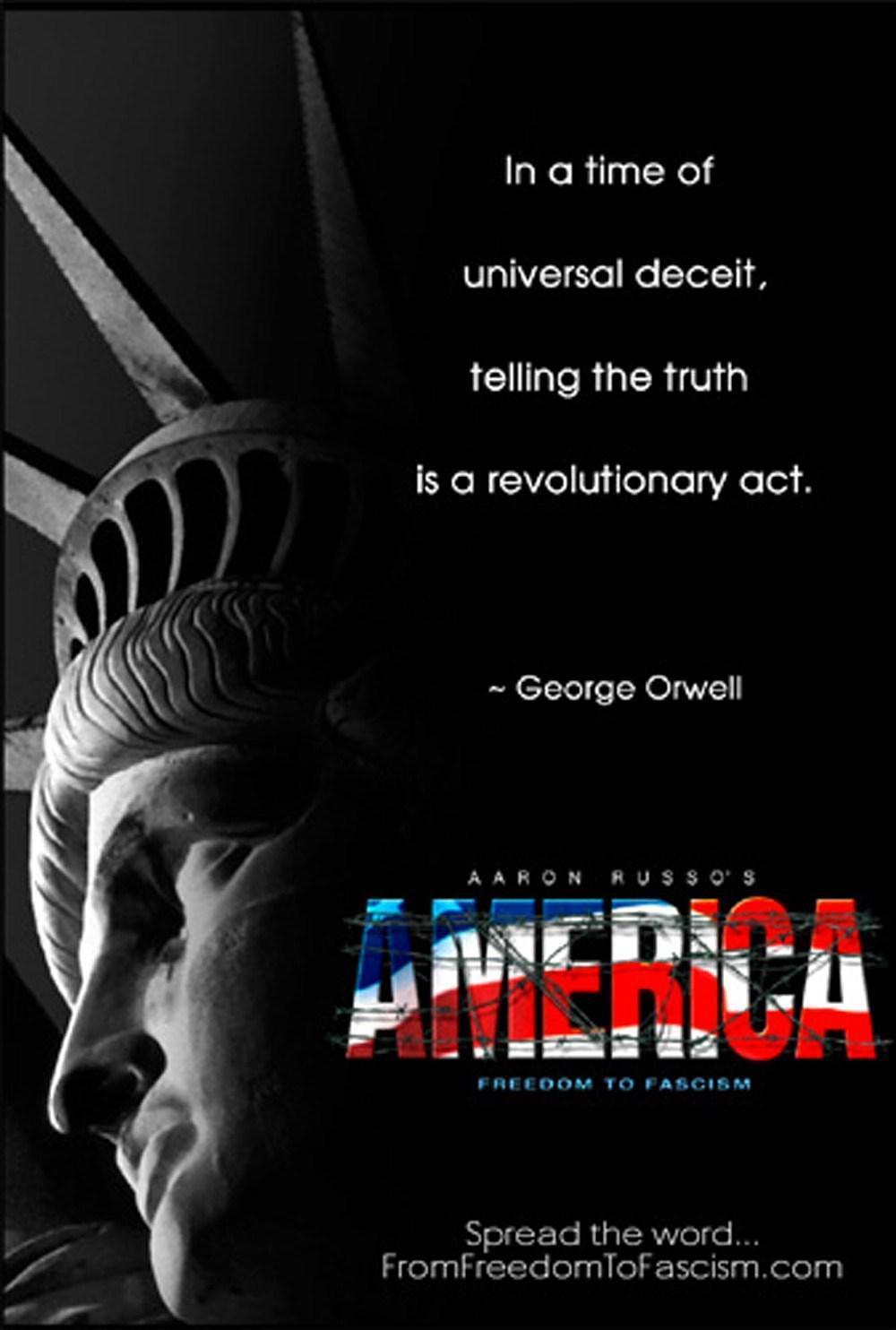 美国:从自由到法西斯主义