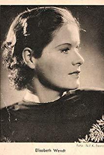 Elisabeth Wendt演员
