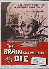 不死之脑海报