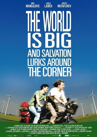 在世界转角遇见爱海报
