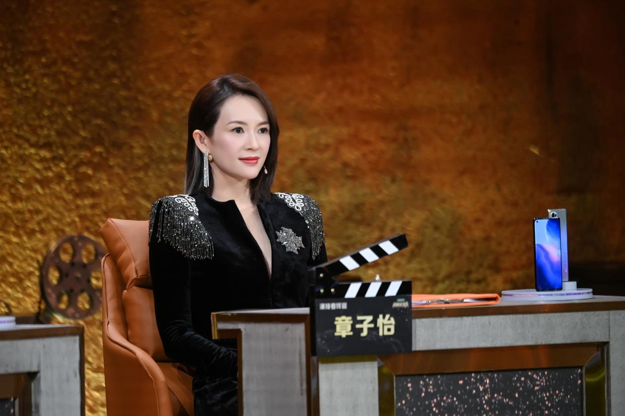 章子怡犀利点评有些演员没有敬畏心,这不该是表演行业的样子