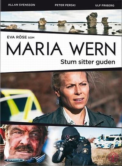 瑪麗亞韋恩系列:沉默之神海报