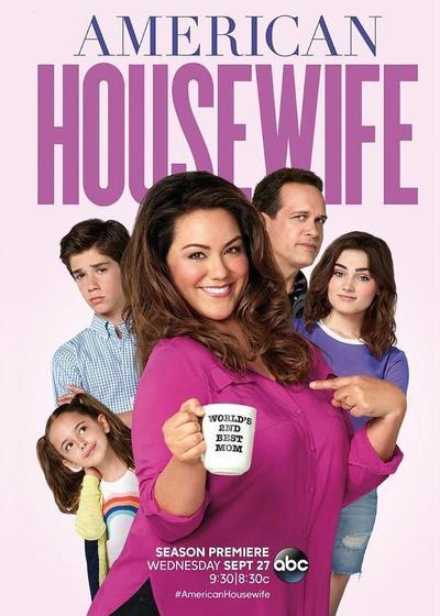 美式主妇 第二季海报